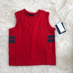 🦋 Gap Athletic Tank Top Boy's 12-18 Months New